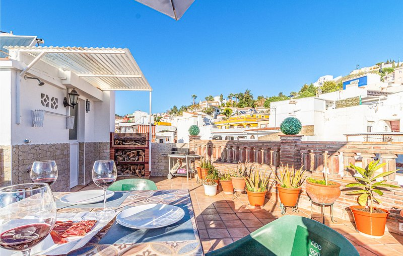 Awesome home in Málaga with WiFi and 2 Bedrooms (EAS379), holiday rental in Pedregalejo