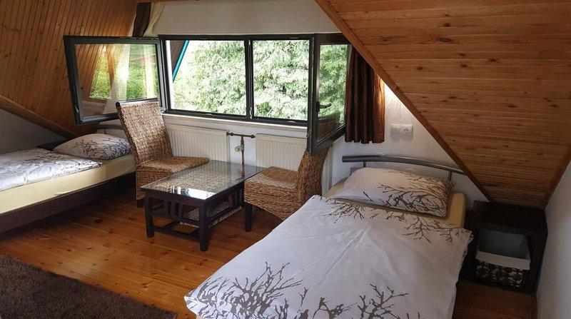 Holiday home 164277 - Guest room 166352, location de vacances à Dreznicko Seliste