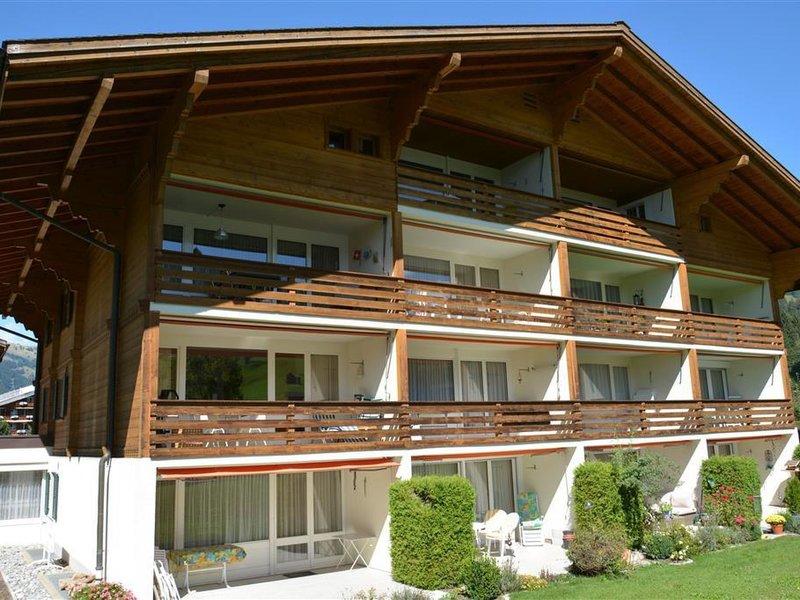 La Sarine 222, casa vacanza a Gstaad