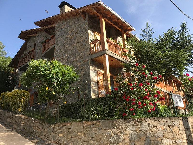 SETCASES HABITATGE FAMILIAR 1 DE CAN BOTA  VALLTER D'OR, holiday rental in Serrat