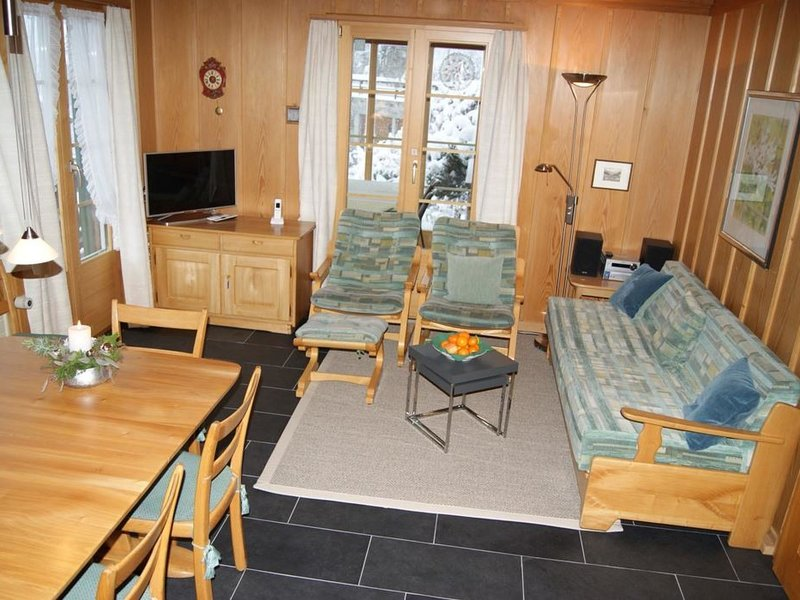 Krebs, vacation rental in Adelboden
