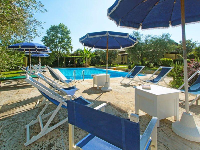 Verde, holiday rental in Ripa-Pozzi-Querceta-Ponterosso