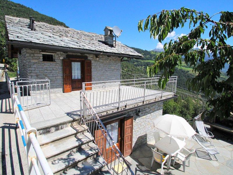 Conclonaz, location de vacances à Gignod