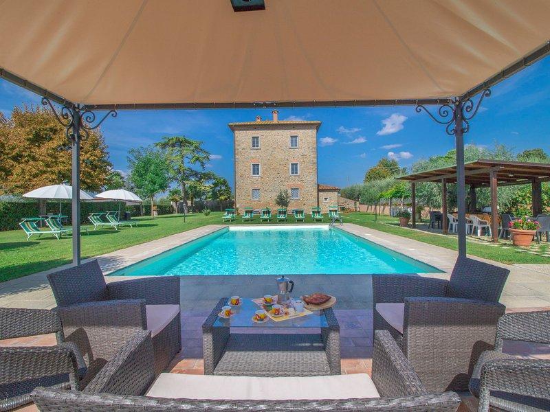 Le Rondini, holiday rental in Fratticciola