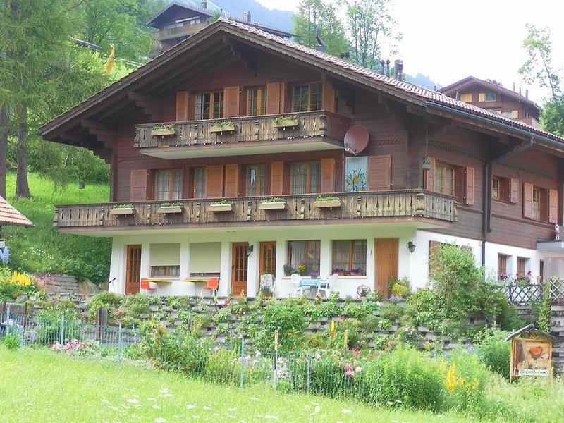 Stöckli, holiday rental in Sankt Stephan