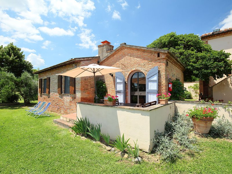 Chiesone, holiday rental in Chiusi