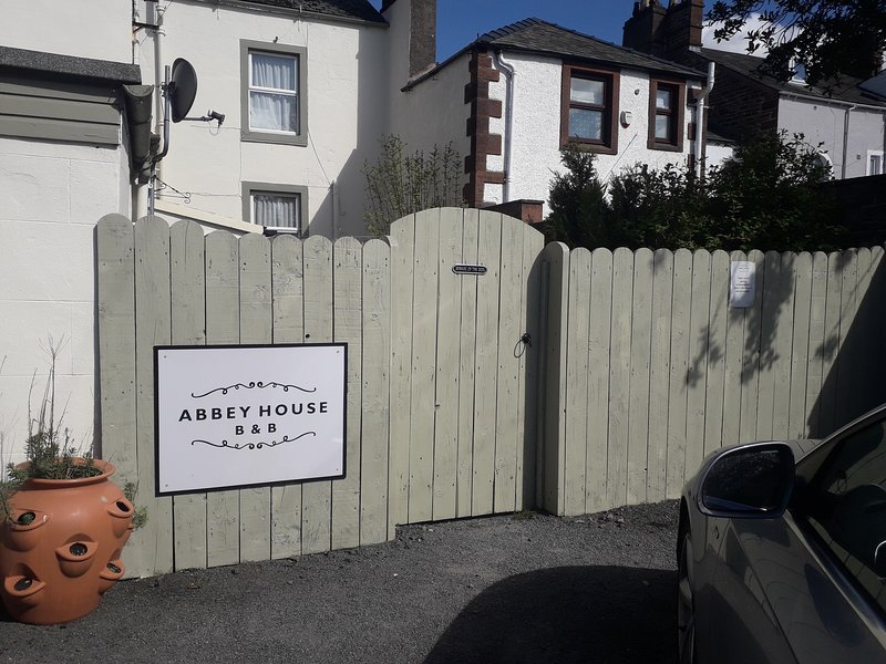 Abbey House Bed And Breakfast, alquiler vacacional en Catterlen