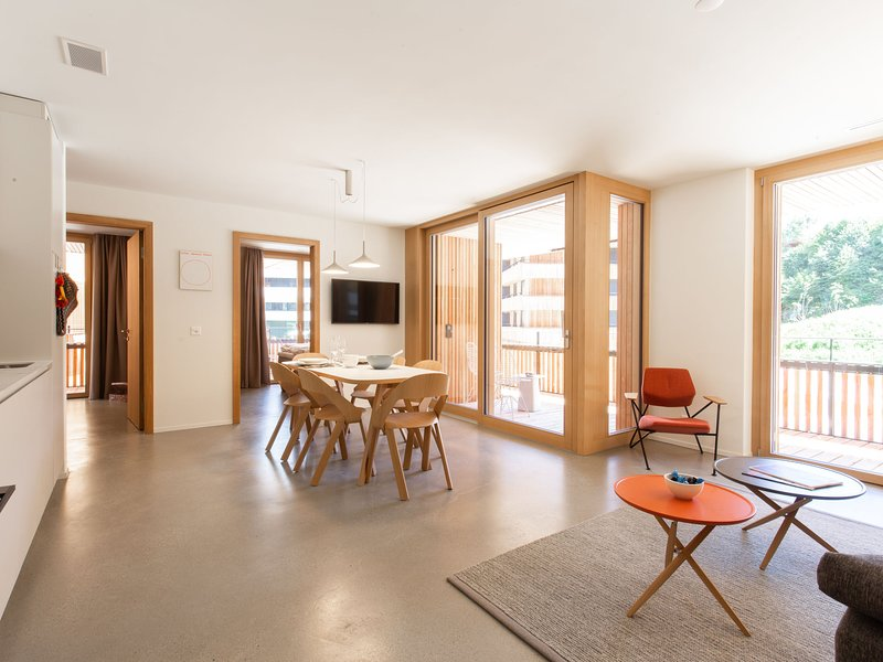The Hide Apartments, vakantiewoning in Flims