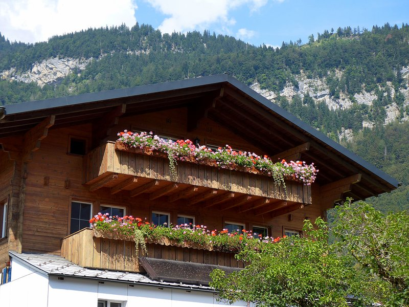 Oltschiblick, location de vacances à Giessbach
