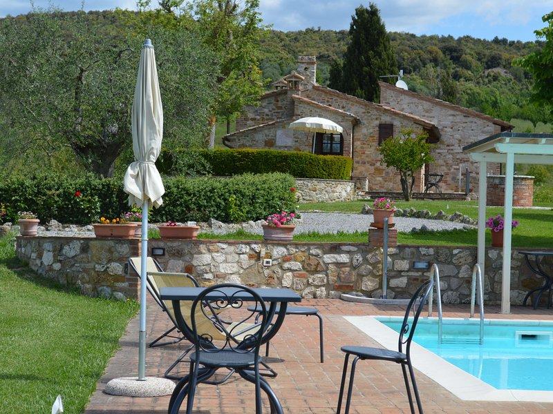 Il salice, holiday rental in Serre di Rapolano