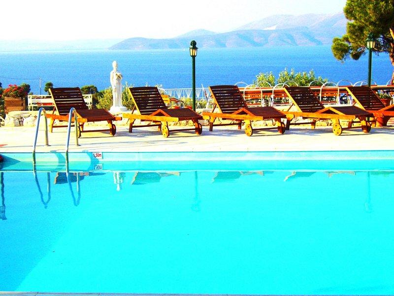 Villa Agnanti, location de vacances à Avlonari
