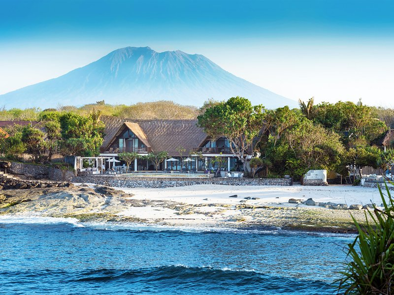Villa Voyage, 5BR, Nusa Lembongan, vacation rental in Ped
