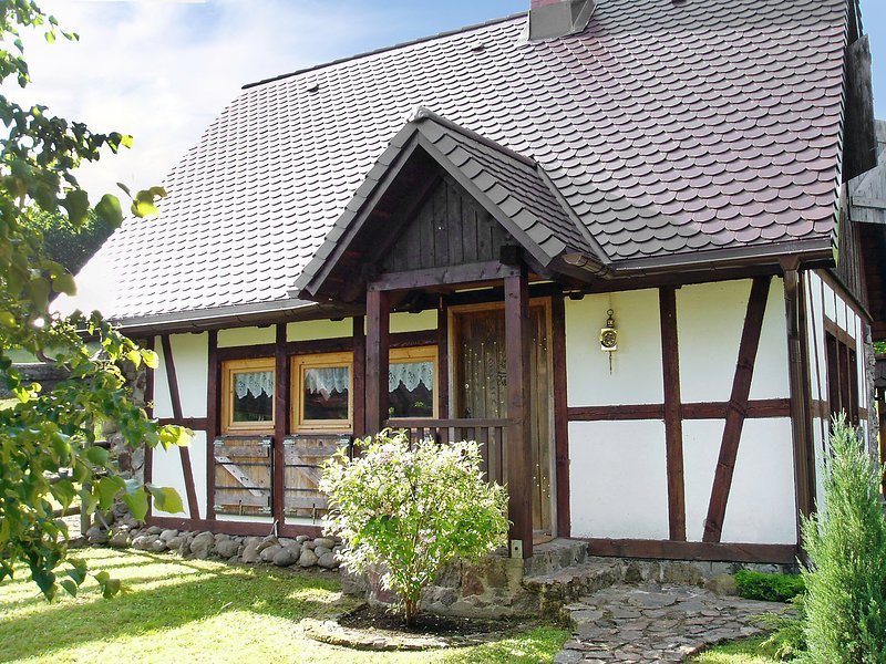 Sianowska Huta, holiday rental in Szymbark