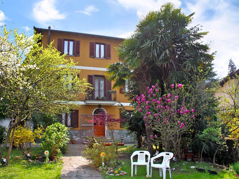 Bernasconi, holiday rental in Morcote