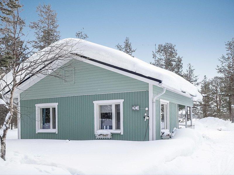 Pihamökki, location de vacances à Enontekiö