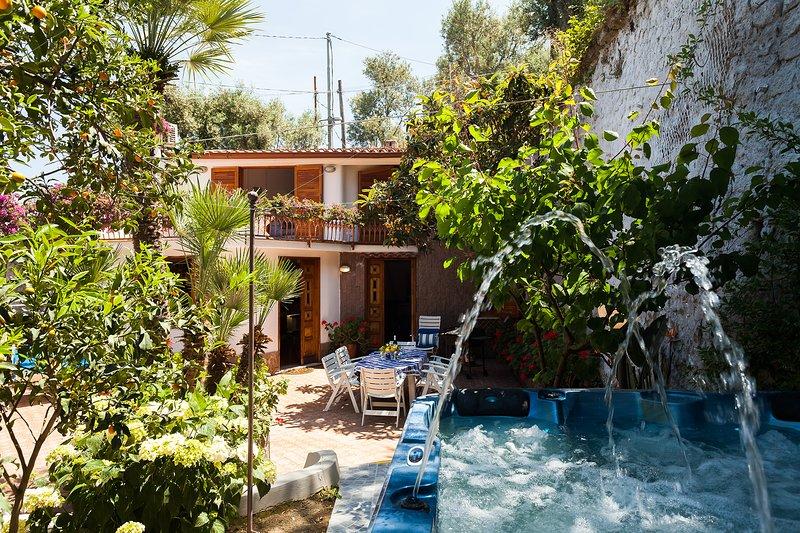 Casa Apricot, holiday rental in Marina di Puolo