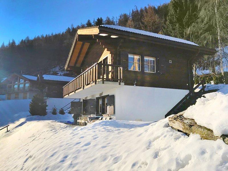 Chalet Didi, holiday rental in Haute-Nendaz