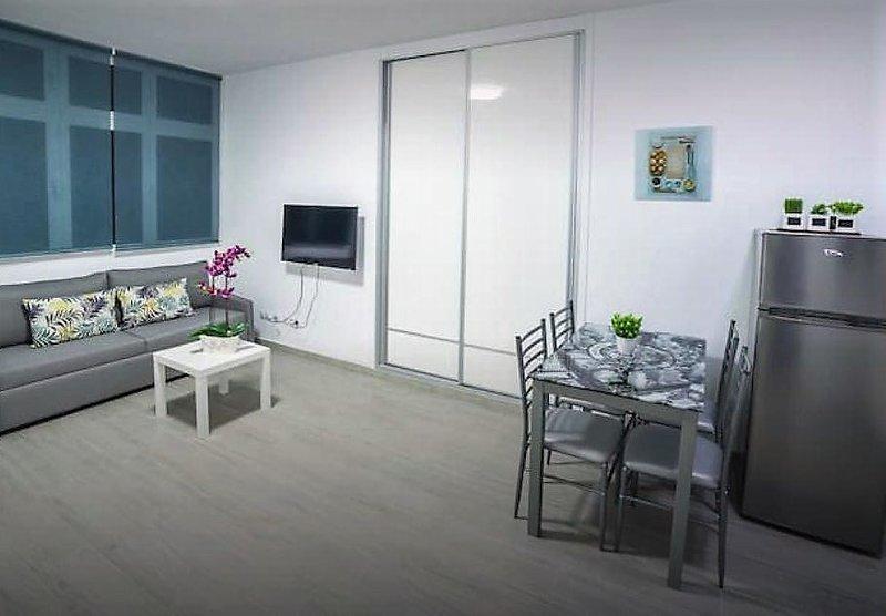 PRECIOSO ESTUDIO INTERIOR COMPLETAMENTE EQUIPADO, vacation rental in Las Palmas de Gran Canaria