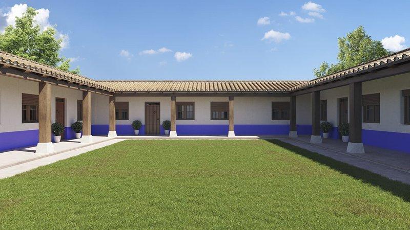 Casa Rural 'EL QUIJOTE', aluguéis de temporada em Province of Albacete