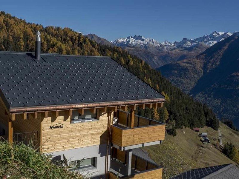 Huwetz, vacation rental in Fieschertal