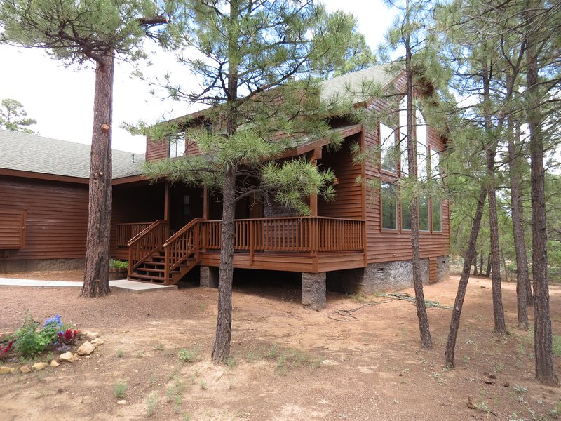 Beautiful Cabin in the White Mountains - Torreon Resort in Show Low Property, alquiler de vacaciones en Show Low