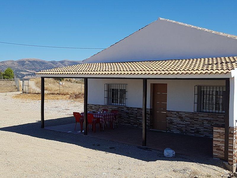 Vivienda Turística La Aceitera, alquiler vacacional en Morón de la Frontera