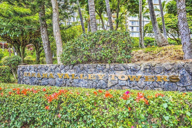 Makaha Valley Towers awaits your stay!