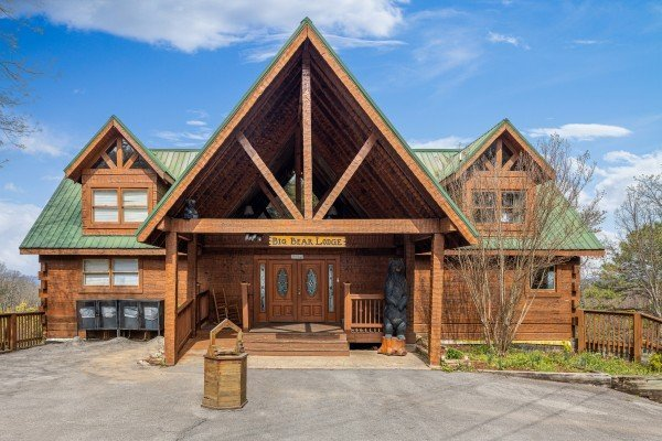 Big Bear Lodge, vacation rental in Gatlinburg