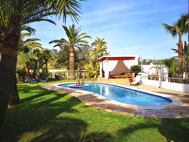 'Can Teo ...your Villa, your Life.', aluguéis de temporada em Sant Josep