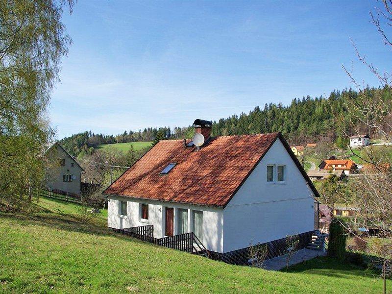 Valasska Bystrice, location de vacances à Zlin Region