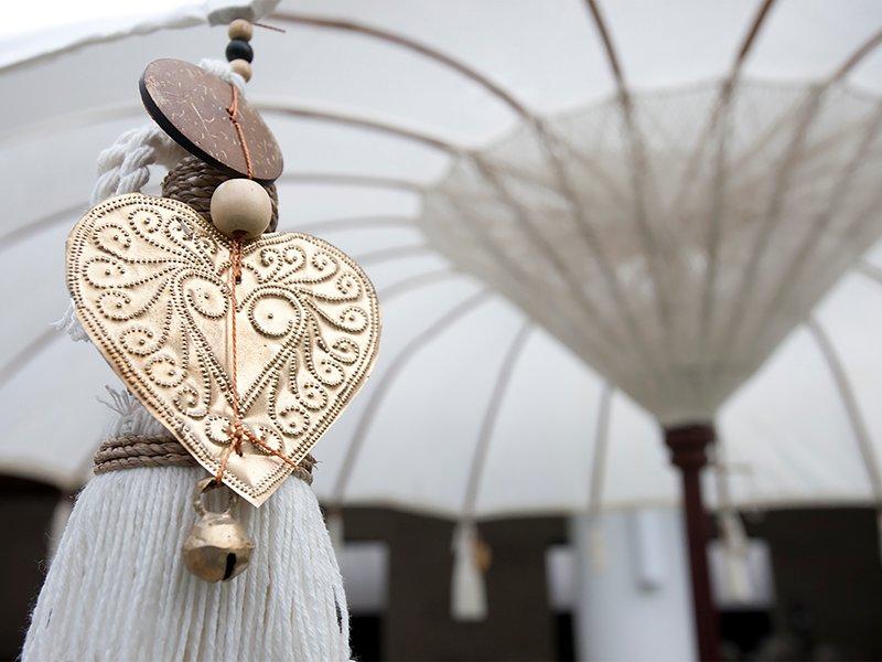 Villa Adasa - Umbrella ornament