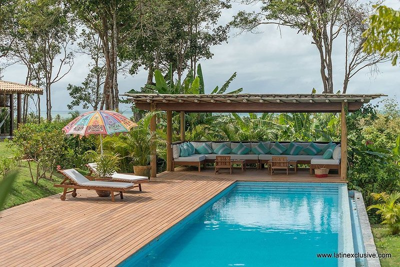 Bah060 - Beautiful house near Nativos Beach in Trancoso, holiday rental in Porto Seguro