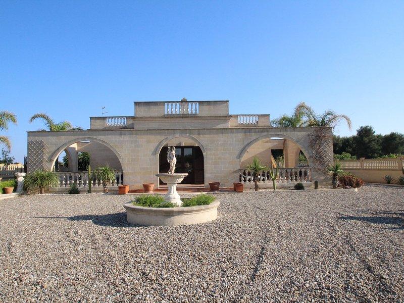 Alberto, holiday rental in Monacizzo-Librari-Truglione