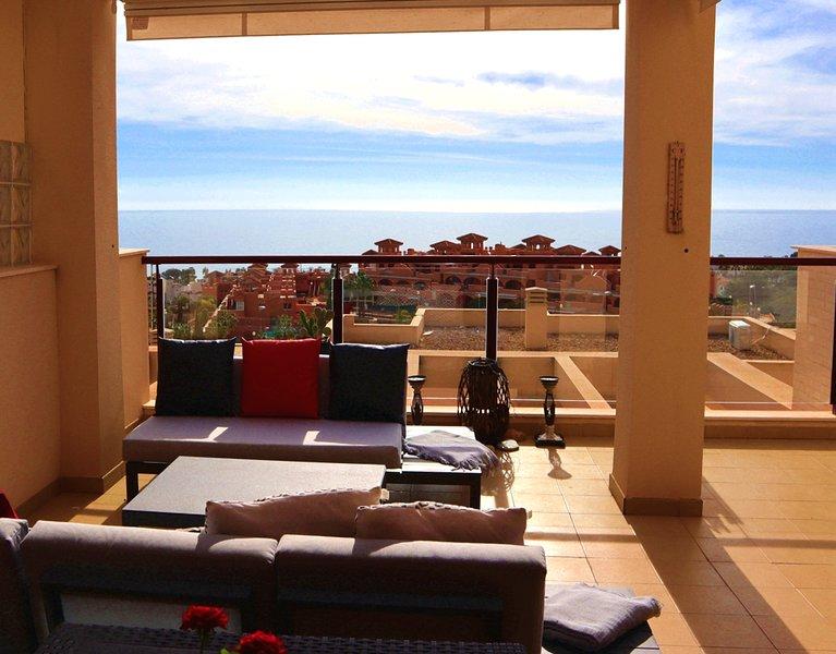 Amazing sea view apartmanet., vacation rental in Isla Plana