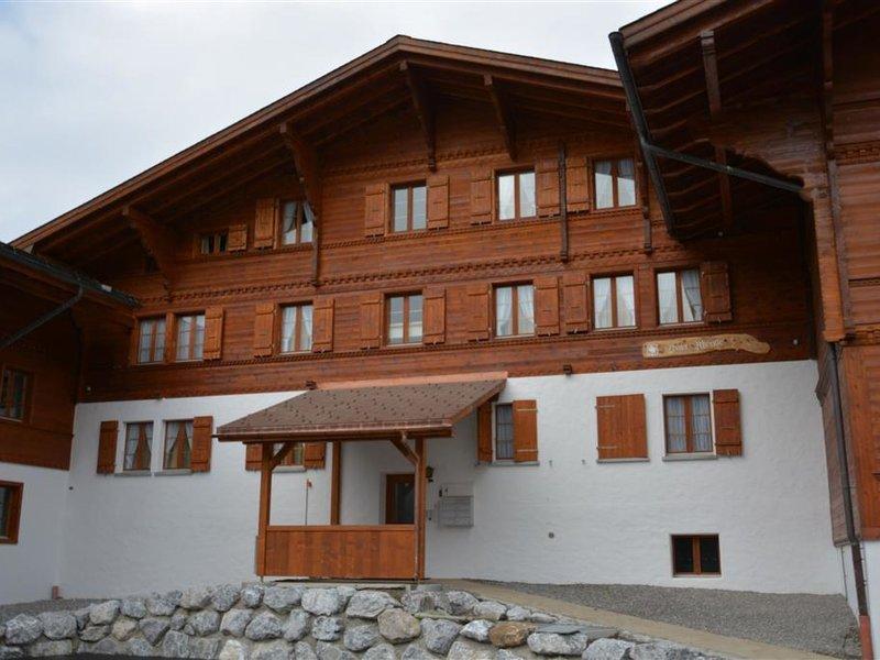 Mireille Nr. 6, holiday rental in Schonried