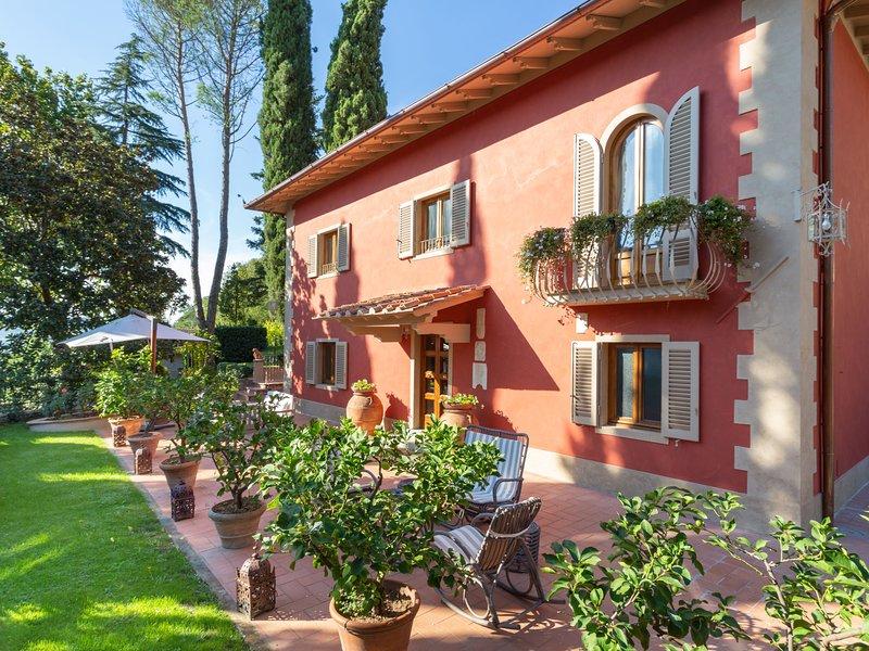 La Villa, holiday rental in Dicomano