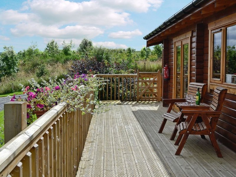 Deveron Valley Cottages, holiday rental in Cornhill
