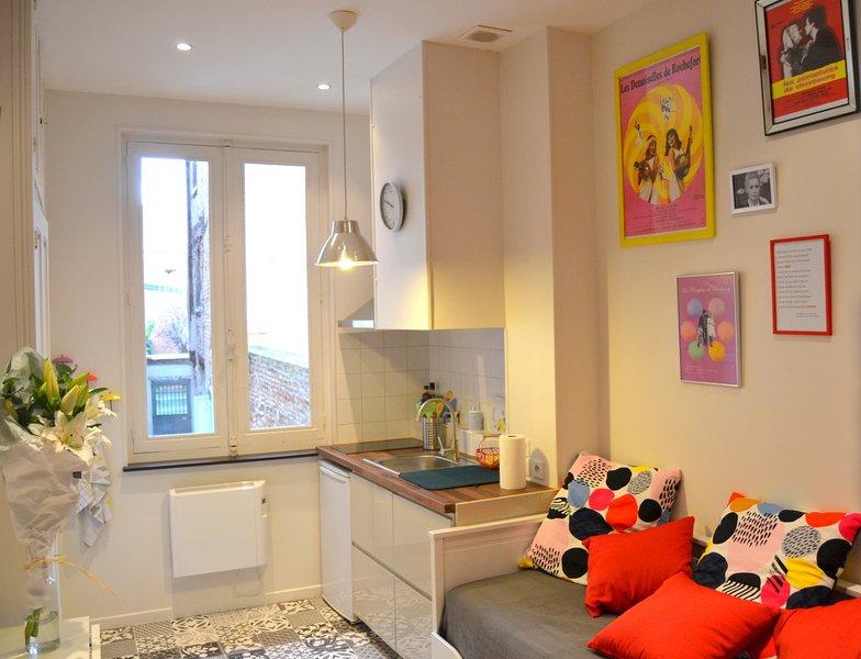 'Un jour d'été' : studio cosy, plein centre ALBI, vacation rental in Lescure-d'Albigeois