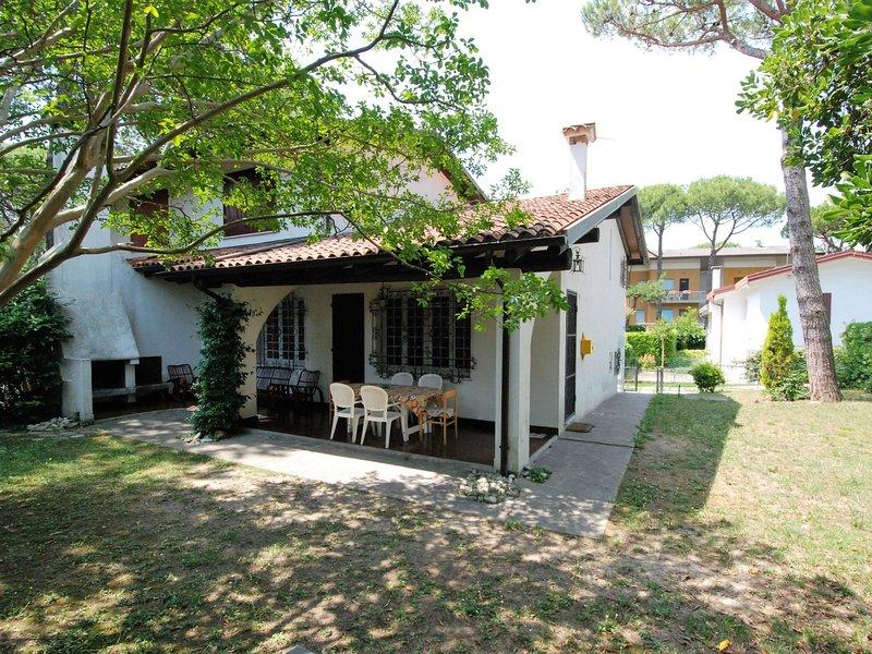 Villa Annamaria, vacation rental in Lignano Pineta