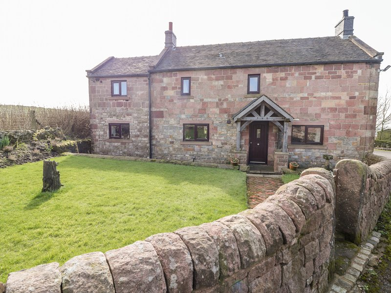 The Farmhouse, Biddulph, holiday rental in Burslem
