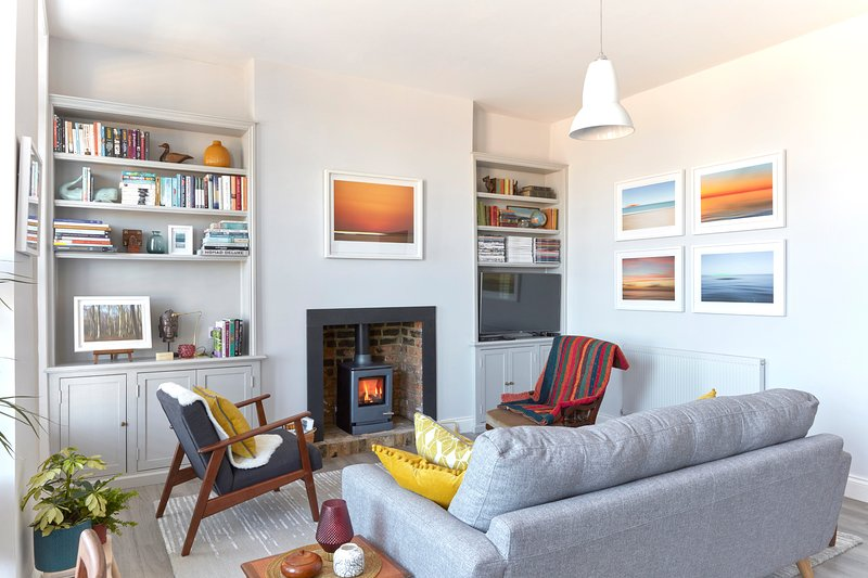 Spacious beach front apartment with stunning sea views - Prince of Wales Terrace, holiday rental in Walmer