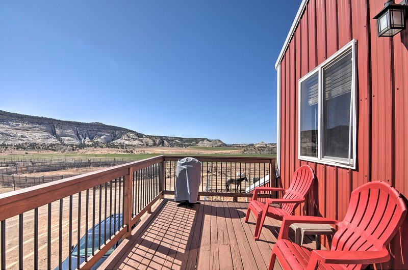 Charming Barn Apt in Boulder! Gateway to Parks!, holiday rental in Capitol Reef National Park