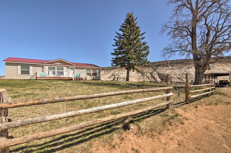 Ranch House in Boulder! Gateway to Nearby Parks!, location de vacances à Boulder