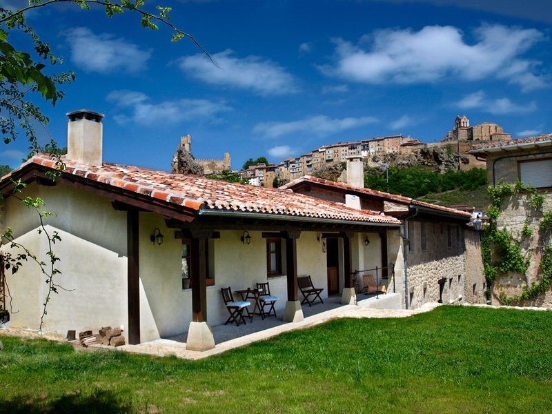 La Era de Vadillo.  Casa Rural, holiday rental in Puente-Arenas