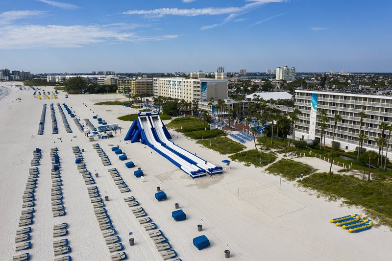 Tradewinds, Florida's St Pete Beach, Gulf Front, holiday rental in St. Pete Beach