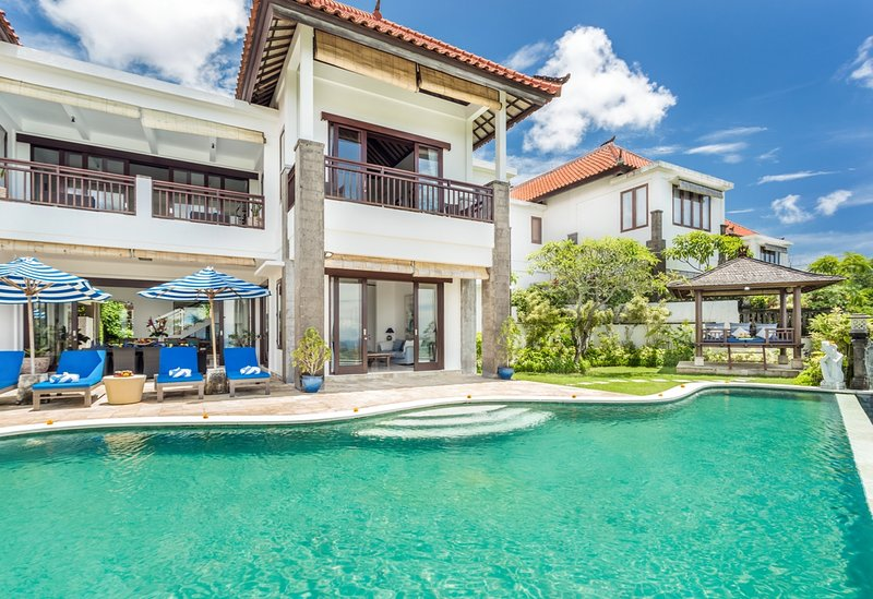 Villa Bali Blue Luxury Villa For Rent In Jimbaran Updated 2021 Tripadvisor Ungasan Vacation Rental