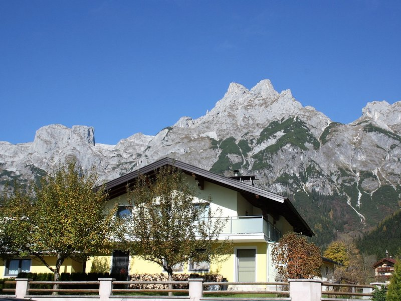 Rosi, holiday rental in Pfarrwerfen