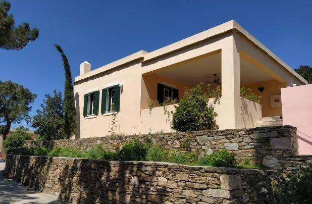 The Belvedere villa in Montofoli Wine Estate