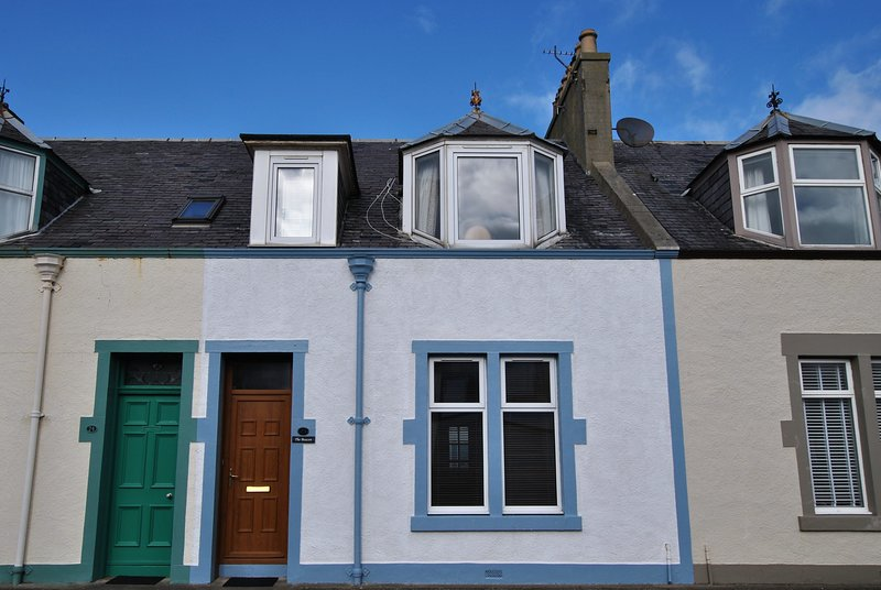 The Beacon- lovely coastal home in the East Neuk, holiday rental in St Monans