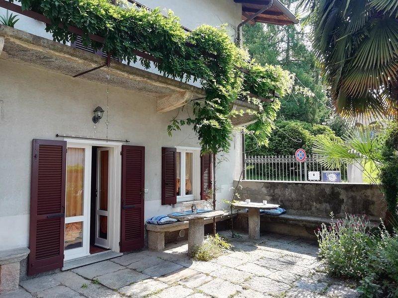 IML0702 INVORIO LA CORTE, holiday rental in Gattico